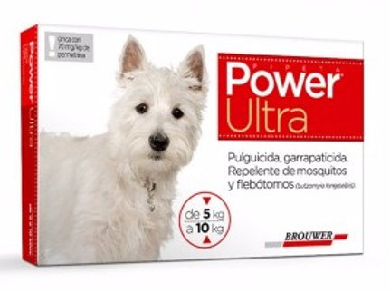 Antiparasitario Externo Power Ultra Perro