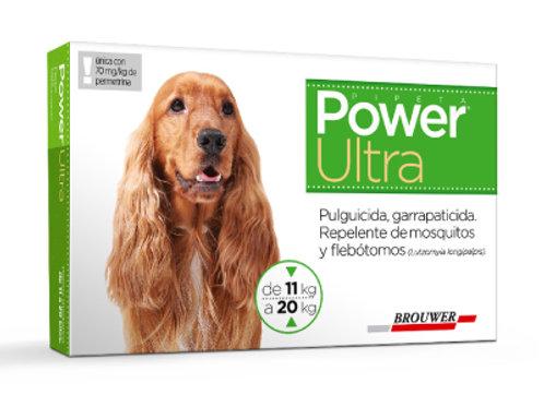 Antiparasitario Externo Power Ultra