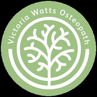 Victoria Watts Osteopath Logo