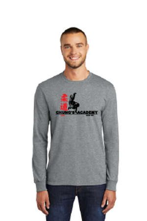 CHUNGS JUDO ADULT 50/50 LONG SLEEVE