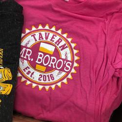 Mr. Boros