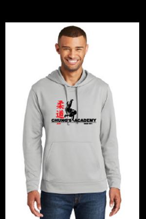 JUDO Dri-Fit Fleece Pullover Hooded Sweatshirt