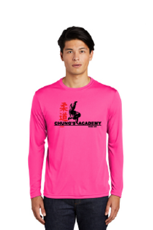CHUNGS JUDO ADULT DRIFIT LONG SLEEVE