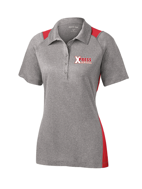 Ladies Colorblock Dri-Fit Performance Polo
