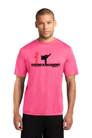 CHUNGS TAE KWON DO ADULT DRIFIT TEE