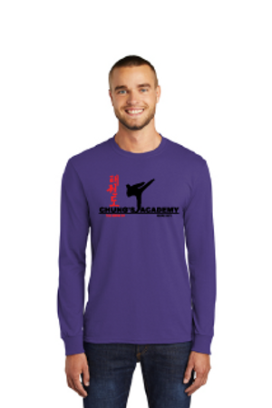 CHUNGS TAE KWON DO YOUTH LONG SLEEVE