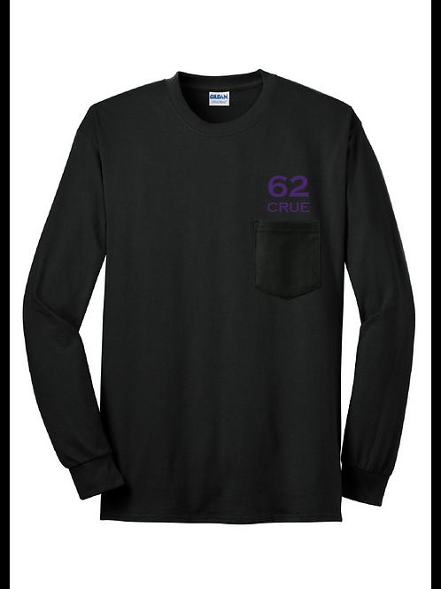 62 Crue Pocket Long Sleeve