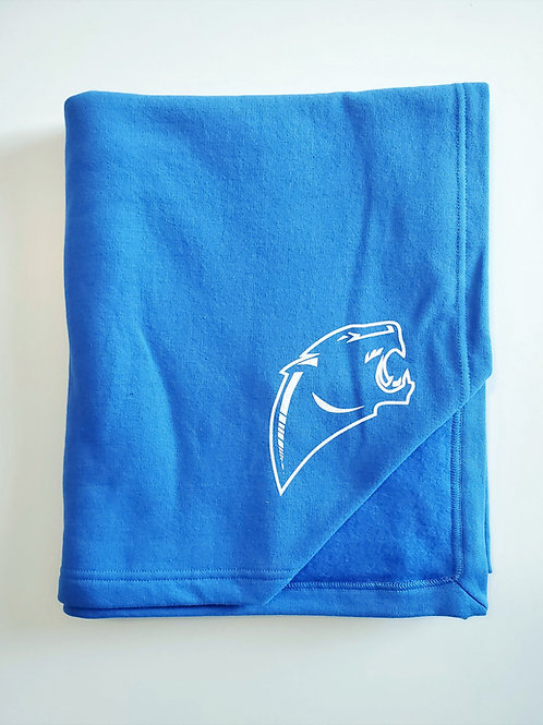 SPRINGBORO PANTHERS FLEECE BLANKET