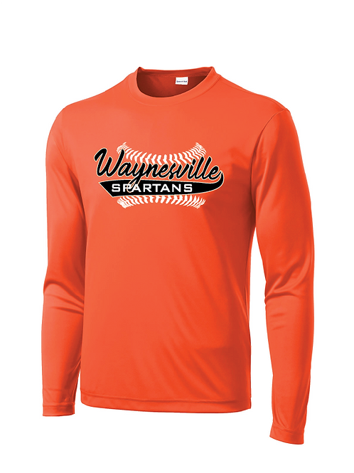 Spartans Dri-Fit Long SleeveTee