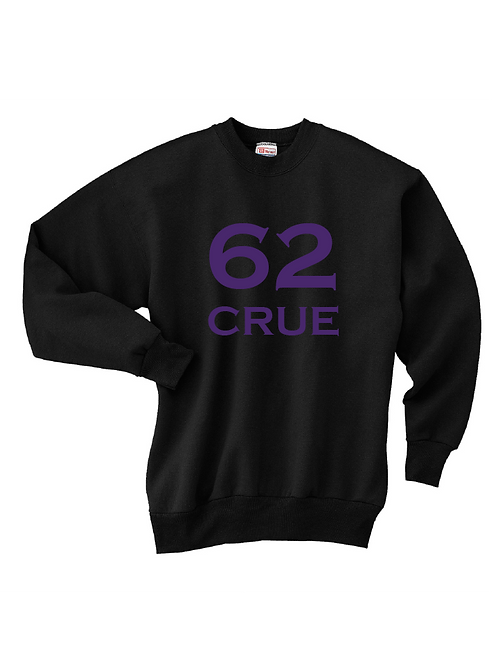 62 Crue Fleece Crewneck Sweatshirt