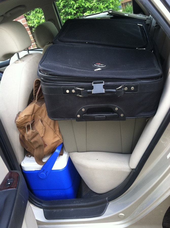 Test Packed The Car