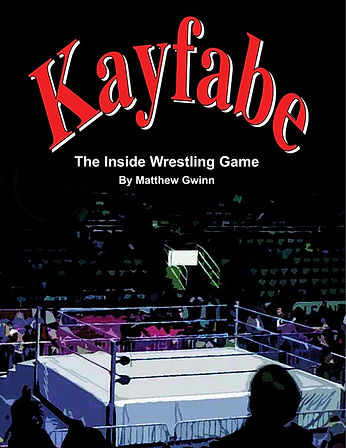 Kayfabe Cover