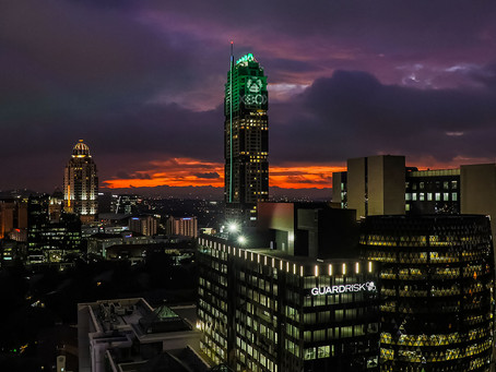 Lighting the Tallest Building in Africa for Xbox launch