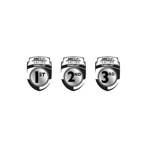 Series Finalist Award Pins