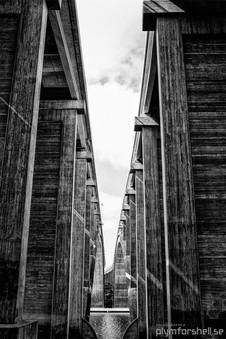 Stockholm - Tranebergsbron
