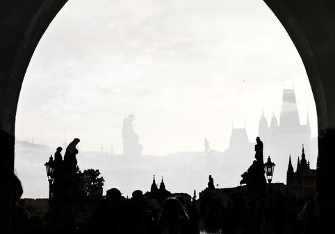 Prag - Charles Bridge