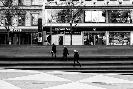 Stockholm - Sergels torg