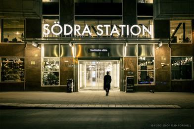 Stockholm - Södra station