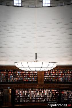 Stockholm - Stadsbiblioteket