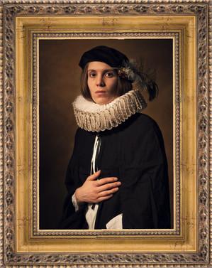 Porträtt nr: 9