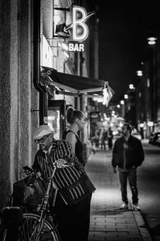 Stockholm - Bondegatan