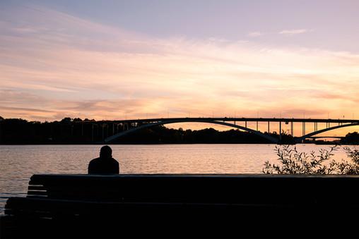 Stockholm - Västerbron