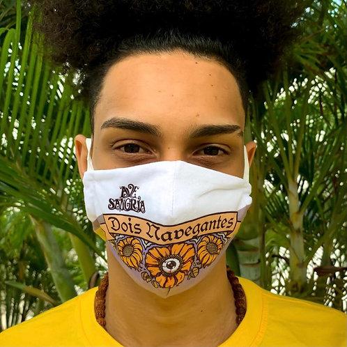 Mascara de Proteção Dois Navegantes