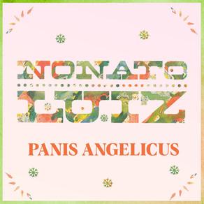 Nonato Luiz lança Panis Angelicus