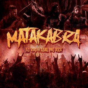 Matakabra lança álbum ao vivo