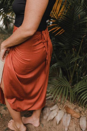 Awanatu Wrap Skirt