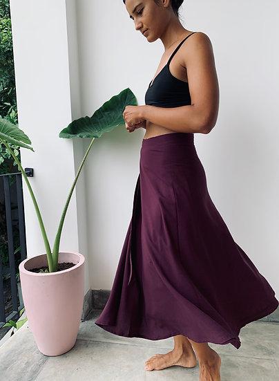 Kai Wrap Skirt
