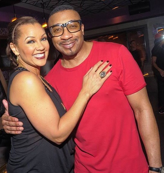 with Vanessa Williams