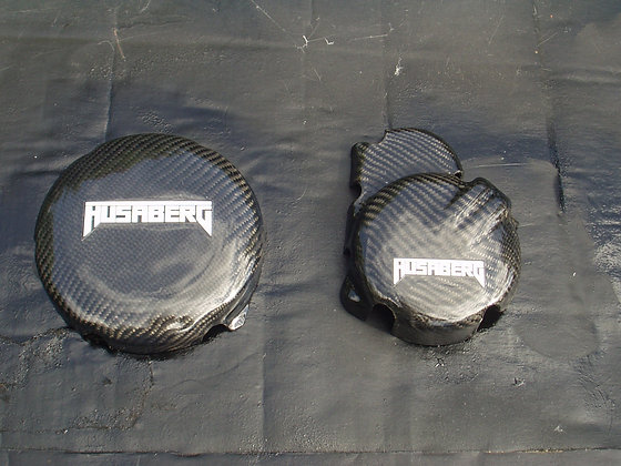 Husaberg FE 390, 450, 570 case covers 2009-2012