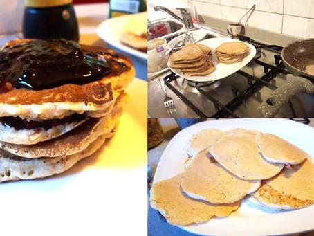 Oggi spadelliamo Pancake !