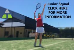 Junior Squad Website Tile