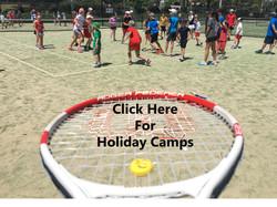 Holiday Camp Website Tile