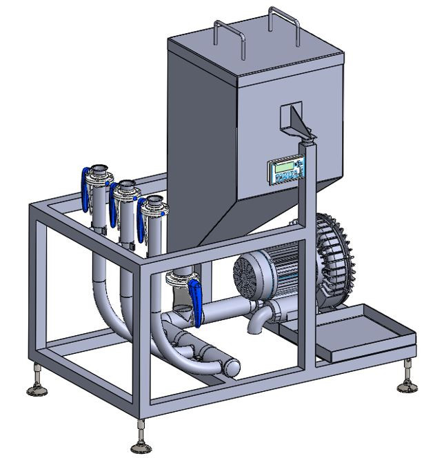 Presenting our new Salt Dosing Unit - Prounit's SDU is now available