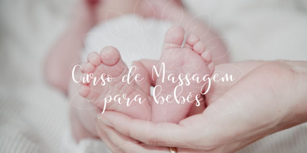 Massagem para Bebés | 3ª Edição