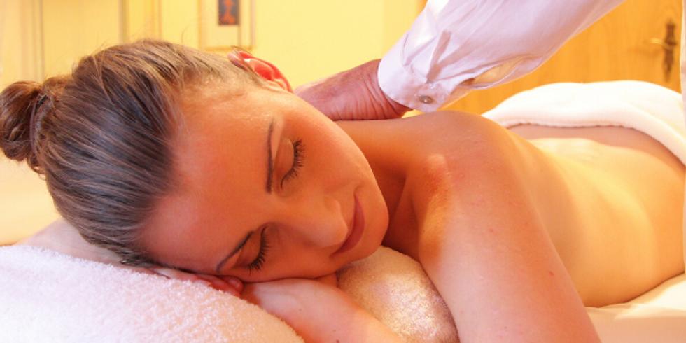 Open Day Dedicado à Massagem