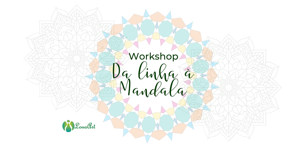 """Workshop """"Da Linha à Mandala"""""""