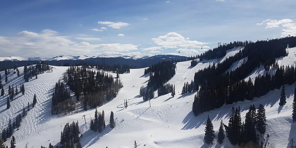Skisafari in Colorado 2021 (NEUES Datum) COVID 19 Bedingungen