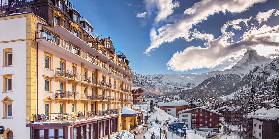 zai Skitest in Zermatt im Herbst 2021