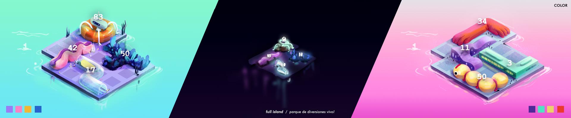 Process / Color Concepts