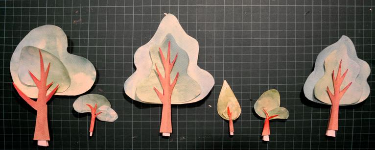 Process / trees