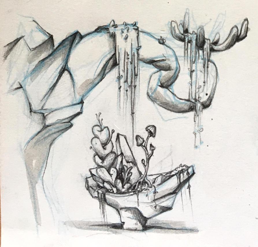 Pencil sketch 4