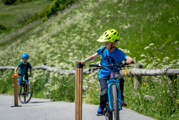 Bikeschool Zermatt Kids Skill