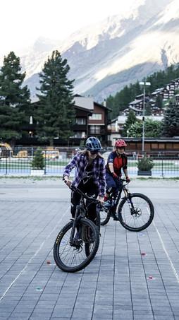 Course Bikeschool Zermatt