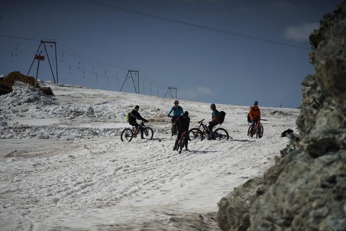 Bike Cervinie Bikeschool Zermatt