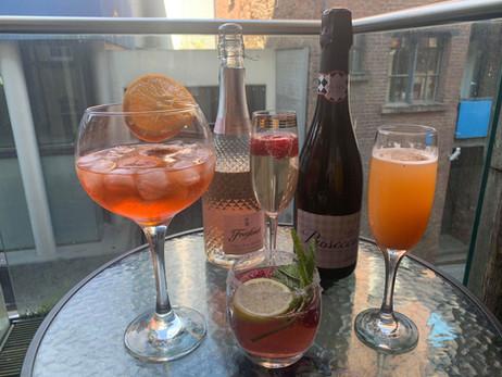 4 Celebration Cocktails: The Prosecco Edition
