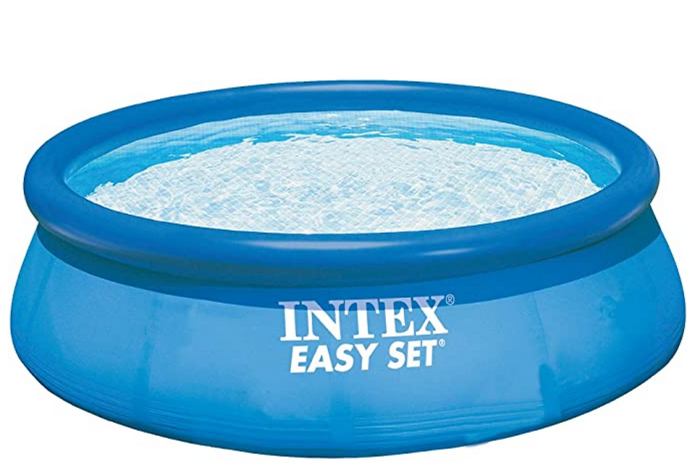 Intex Easy Set Pool without Filter - Blue